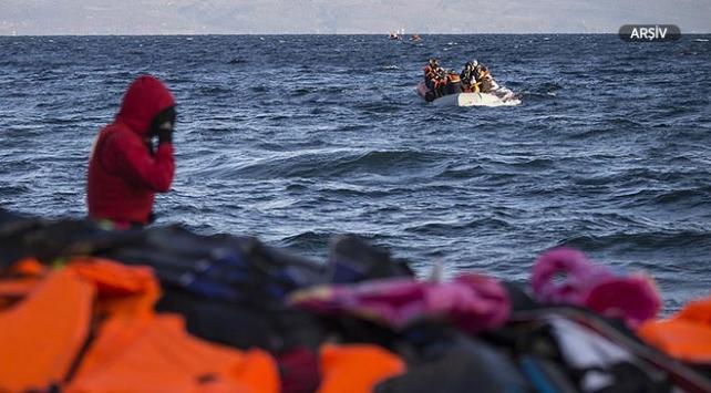İzmirde 131 düzensiz göçmen yakalandı