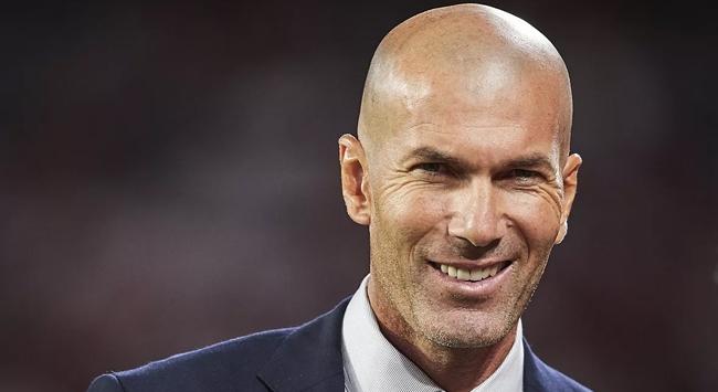 Zidane varsa kupa da var