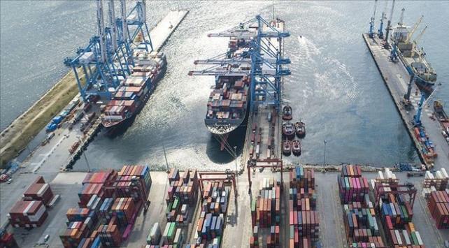 İhracatta ilk 20 ülkeye 108,3 milyar dolarlık dış satım yapıldı