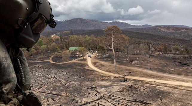 Avustralyada yangınların bir kısmı kontrol altına alındı