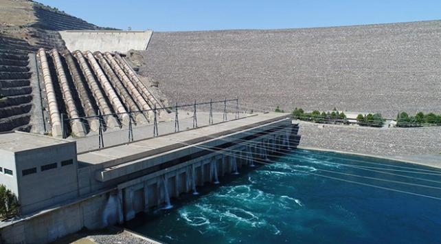Atatürk Barajından 2019da ekonomiye 3,3 milyar lira katkı