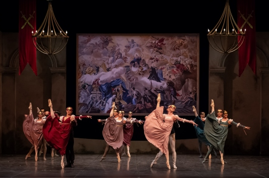 """Antalya DOB, """"Romeo ve Juliet"""" balesini bu sezon ilk kez sahneleyecek"""