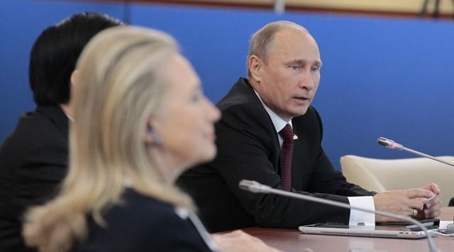 ABD-Rusya Arasında Suriye Çatlağı