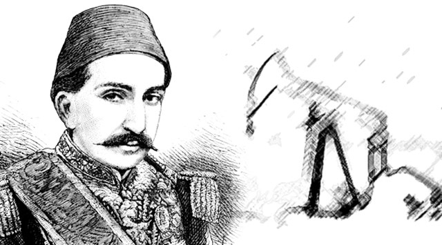 Sultan Abdulhamitin haritasında yer almıştı
