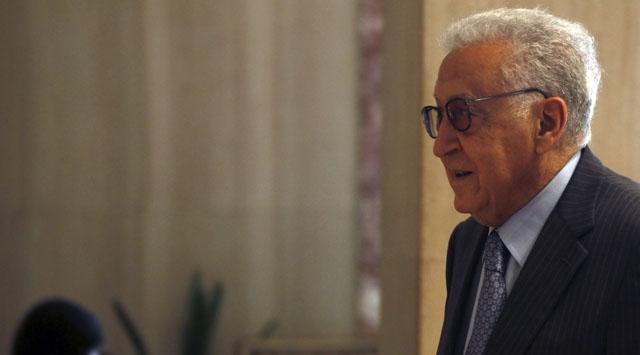 Brahimi Suriyeye Gidiyor