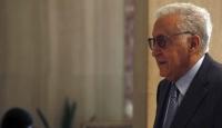 Brahimi Suriye'ye Gidiyor