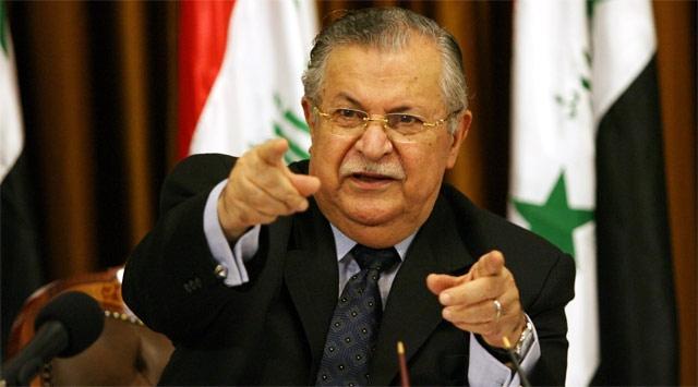 Talabani Tedavisinin Ardından Iraka Dönüyor