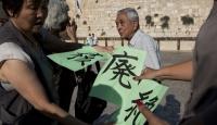 4 Japondan İsrail'de Eylem
