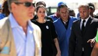 Jolie'den Suriyeli Mültecilere Destek