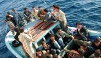 İtalya'da Yine Kaçak Göçmen Vakası