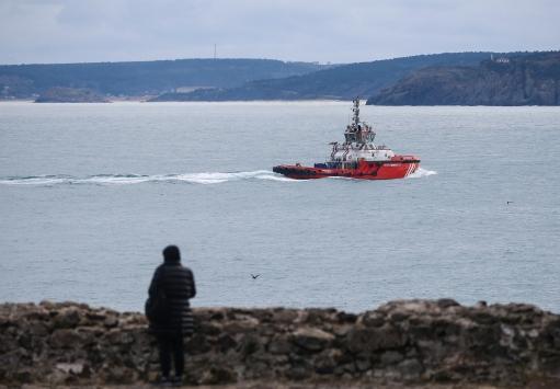 Kilyostaki aramaya 30 balıkçı teknesi de katıldı