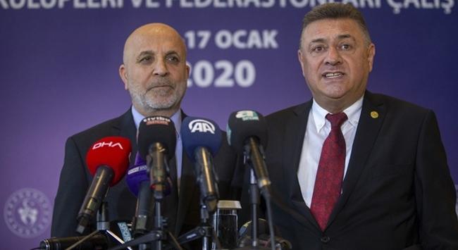 Hasan Kartal: Türk futbolunun temeli bir anayasası olmalı