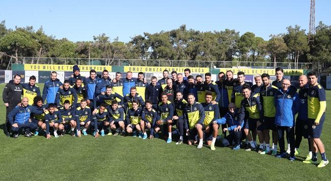Fenerbahçenin kupa maçı kadrosu belli oldu