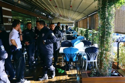Adanada pastanede silahlı saldırıya uğrayan kişi öldü