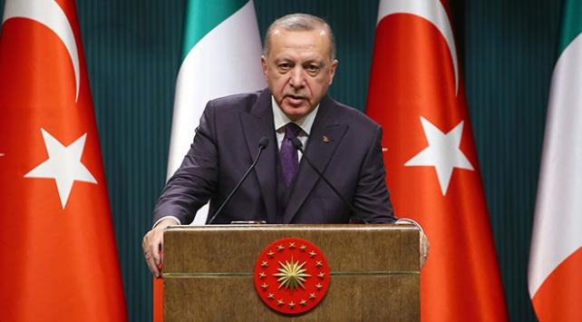 Cumhurbaşkanı Erdoğan: Libyada ateşkes anlaşması imzalanmasını temenni ediyorum