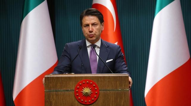 İtalya Başbakanı Conte: Amaç bölünmemiş, bağımsız ve egemen bir Libya