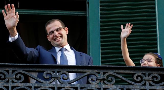 Maltanın yeni başbakanı görevine başladı