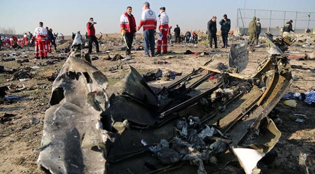 İrandaki uçak kazasıyla ilgili gözaltı