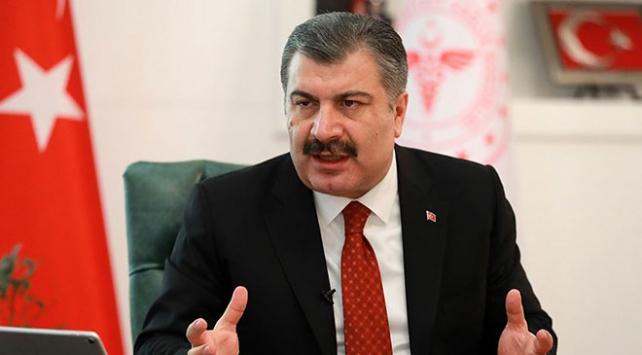 Sağlık Bakanı Koca: Blokladığımız ilaçların hastaya kullanılması söz konusu değil
