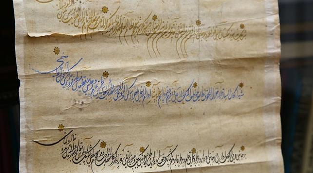 Azerbaycanda Kanuni dönemine ait mülkname bulundu