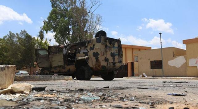 UMH kaynakları: Hafter kuvvetleri Trablusun güneyinde toplanıyor