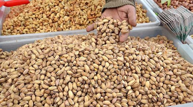 Gıda ve tarım ihracatında sert kabuklu meyveler birinci