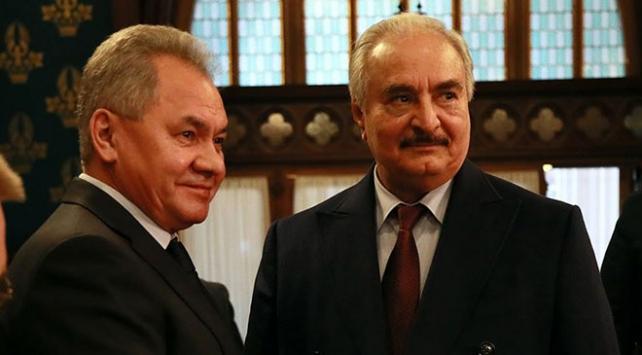 Rusya: Hafter yerel istişareler için 2 güne ihtiyacı olduğunu açıkladı