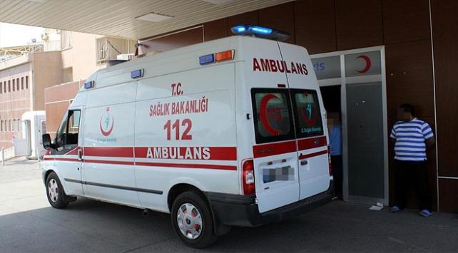 Banka zırhlı aracının çarptığı yaya hayatını kaybetti