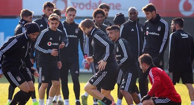 Beşiktaşın kupa maçı kadrosu