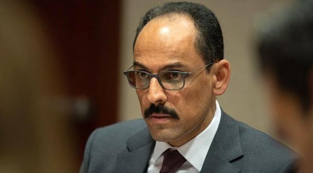 Cumhurbaşkanlığı Sözcüsü Kalın: Libyada çatışmaya bir son vermeye çalışıyoruz