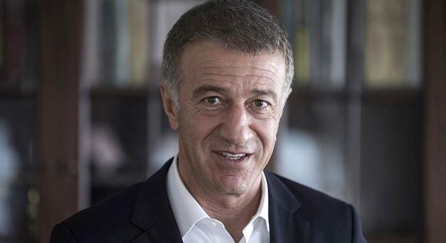 Trabzonspor Başkanı Ahmet Ağaoğlu başarıya inanıyor