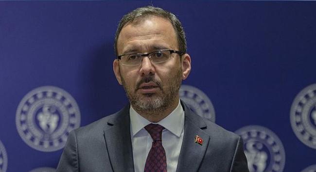 Bakan Kasapoğlu: Kulüplerimizin sorunları konuşuldu