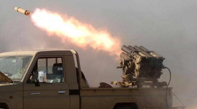 Bağdatta ABD askerlerinin bulunduğu üsse füzeli saldırı