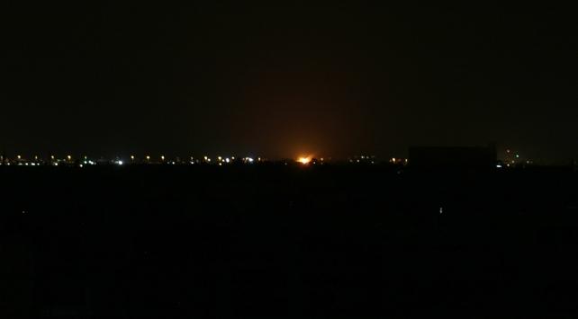 Esed rejimi: İsrail askeri noktaya saldırdı