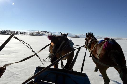 Doğu Anadoluda buzlanma, don ve sis bekleniyor