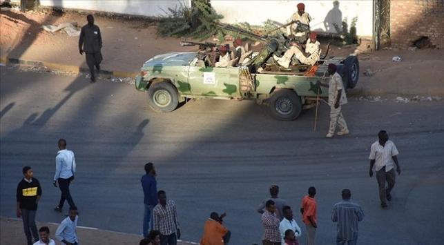 Sudanda silahlı isyan