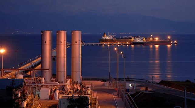 Bakü-Tiflis-Ceyhan Boru Hattından 233 milyon varil petrol sevk edildi
