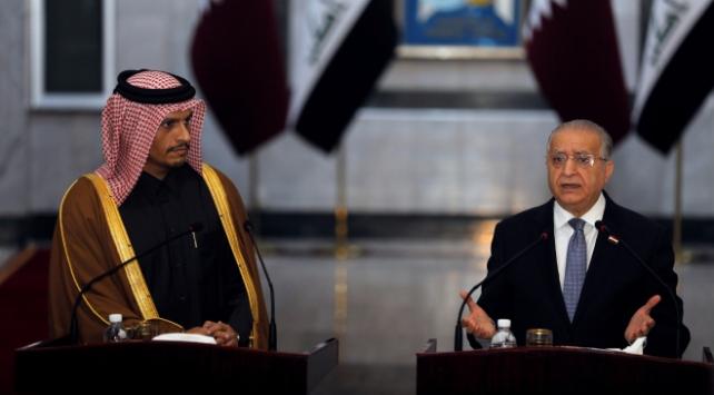 Irak Dışişleri Bakanı el-Hekim: Irakın çatışma sahası olmasını kabul etmeyiz