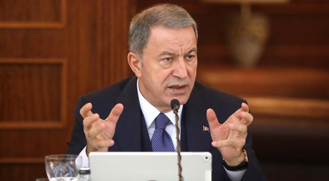 Bakan Akar: Libyada ateşkesin bittiği iddiasının sahada karşılığı yok