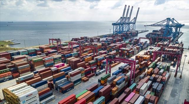 Türkiye, kasımda AB ile 233,1 milyon euro ticaret fazlası verdi
