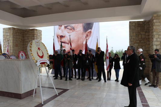 Kıbrıs Türk halkının lideri Dr. Küçükün vefatının 36ncı yılı