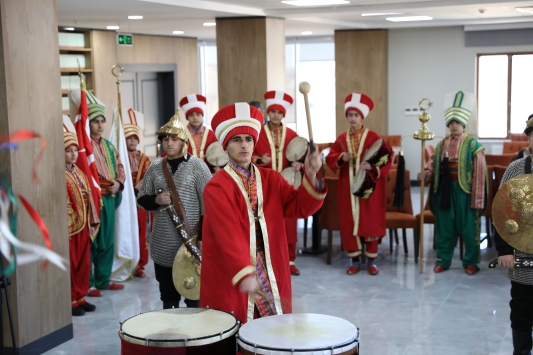 Mardinde öğrencilere yönelik gezi düzenlendi