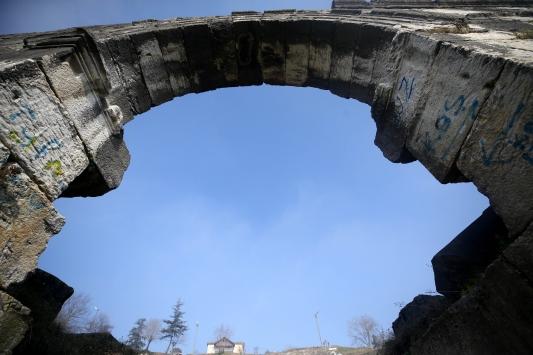 Düzcedeki Prusias ad Hypium Antik Kentinde kazılar artık yıl boyu yapılacak