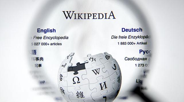 Wikipediaya erişim yasağı kaldırıldı