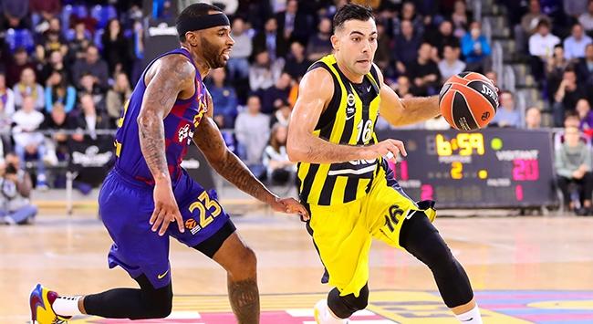 Fenerbahçe Beko Barcelonayı konuk edecek