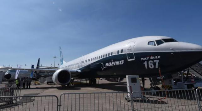 Boeing, 737 Max krizini aşamıyor
