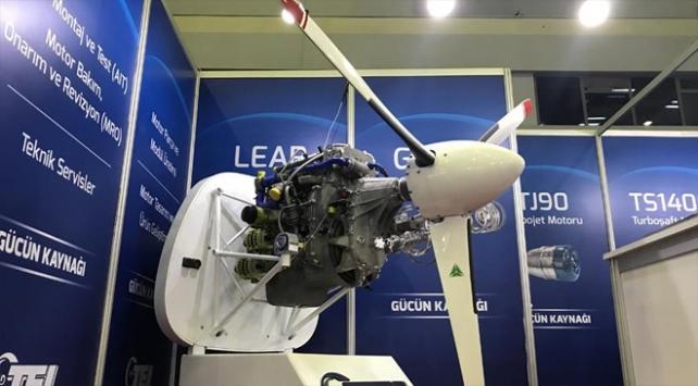 Türkiyenin ilk milli İHA motoru PD170in seri üretimi tamamlandı