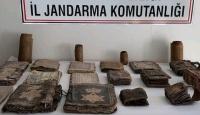 Jandarma alıcı kılığına girdi, 6 tarihi eser kaçakçısı yakalandı