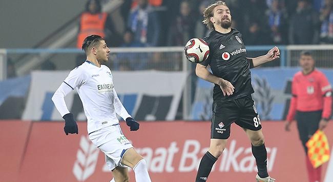 B.B. Erzurumspor-Beşiktaş maçından notlar