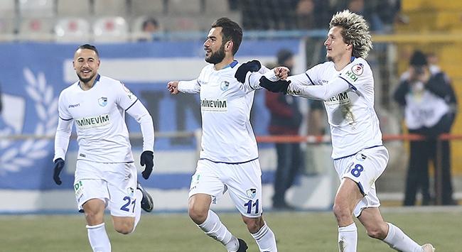 Beşiktaş Erzurumda dondu